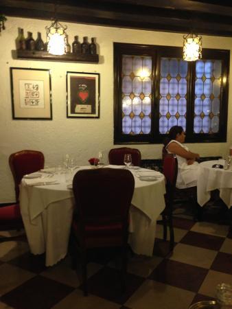 Ristorante Do Forni: comedor