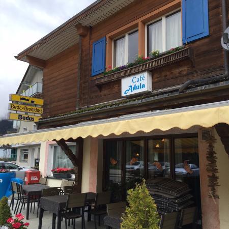 Sedrun, Switzerland: Eingangsbereich