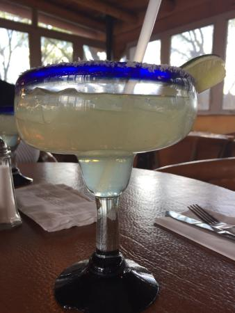 El Bruno's: refreshing margarita