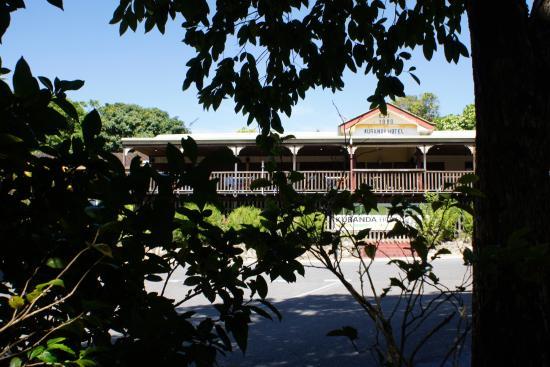 Kuranda Hotel Motel Foto