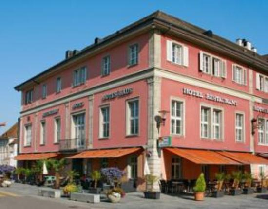 Hotel Rotes Haus Reviews & Price parison Brugg