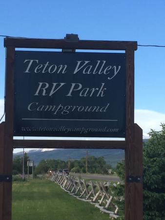 Teton Valley RV Park : photo0.jpg
