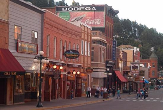 BEST WESTERN Hickok House: Historic Downtown Deadwood, SD