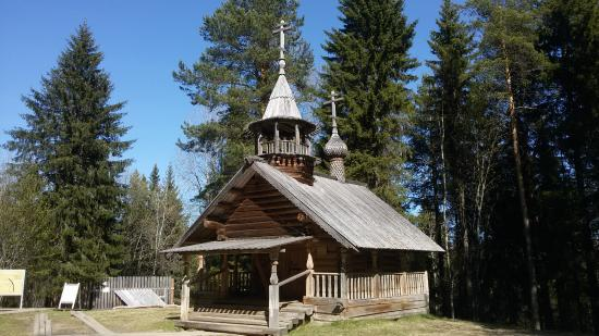 Chapel of Macarius of Unzha