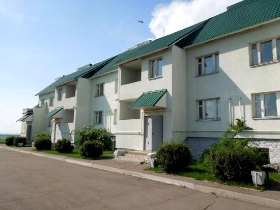 Гостиница Дивногорье
