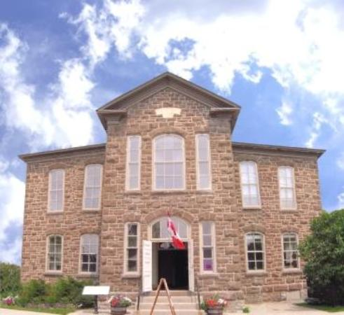 Carleton Place, Canada: Our Museum building!