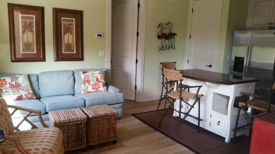 1bed Flat Cottages At North Beach Plantation