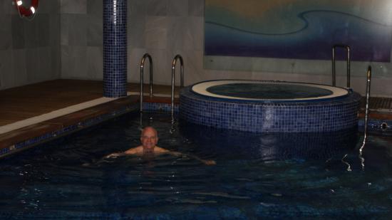 Hotel la Estación de Luanco: Piscine et spa