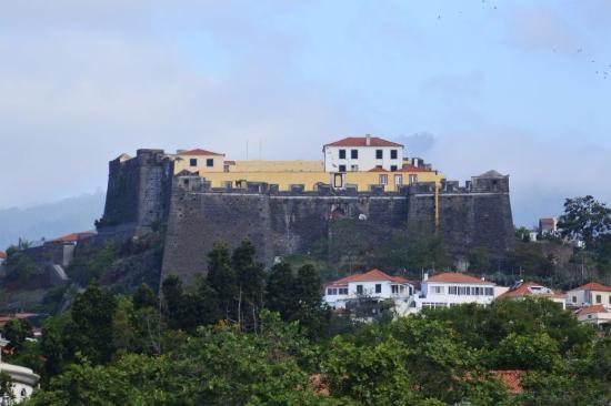 Sao Joao do Pico Fortress