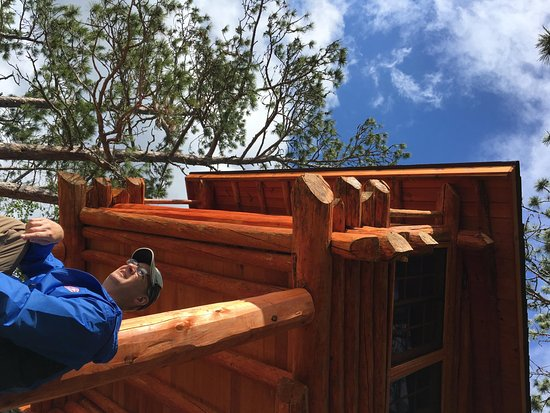Burntside Lodge: Cabin 27 view