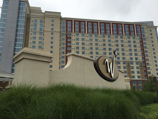 WinStar World Casino Hotel: photo1.jpg