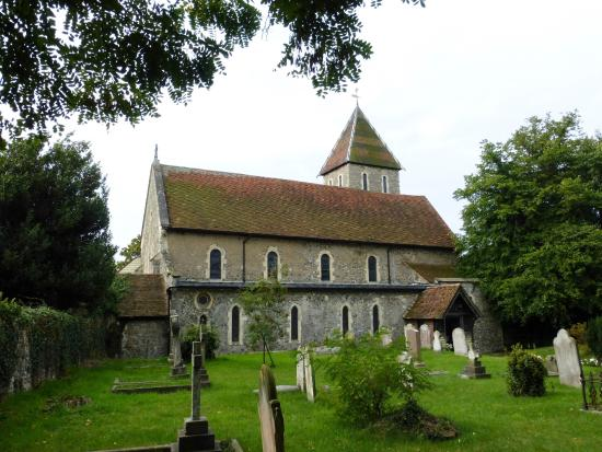 St Mary Magdalene & St Lawrence Church Davington