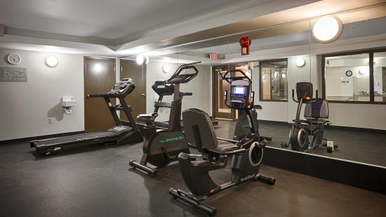 Best Western Airdrie: Fitness Center