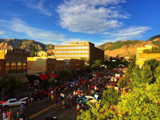 Ogden, UT: Historic 25th Street Events