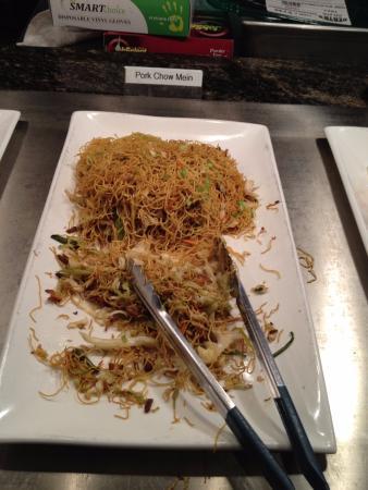 Jasmine Tokyo Asian Buffet: Nice noodle dish on buffet