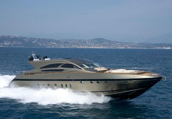 Charterminute : Jaguar 80 St-Tropez