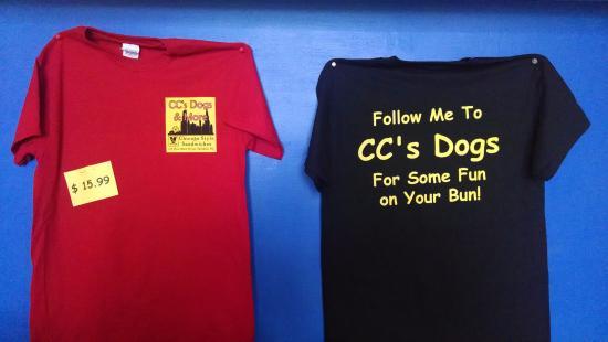 สปินเดล, นอร์ทแคโรไลนา: Get Some FUN on Your Bun at CC's Dogs & More!!