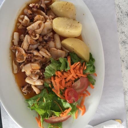 imagem Restaurante Açor Velas. em Velas