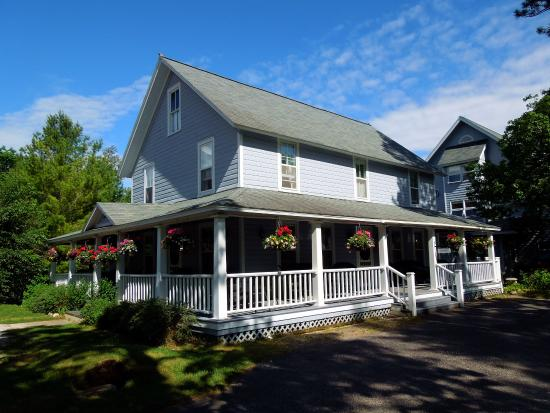 The Sylvan Inn Bed & Breakfast: Exterior with Wrap Around Porch