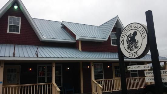 An Octopus' Garden Cafe