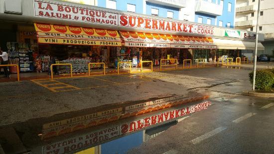 Supermarket Durante Bibione