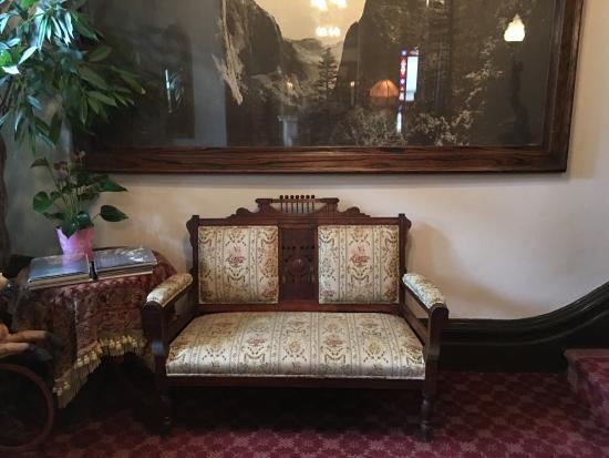 The Inn San Francisco: Foyer of Inn