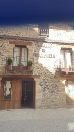 Mosqueruela, Espagne : Pequeña posada pero encantadora