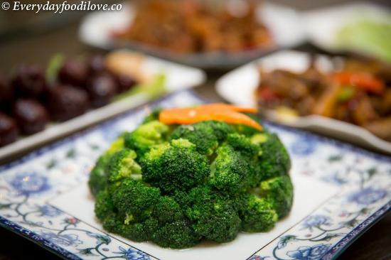 Vegetable picture of amber chinese muslim restaurant for Amber asian cuisine rathfarnham