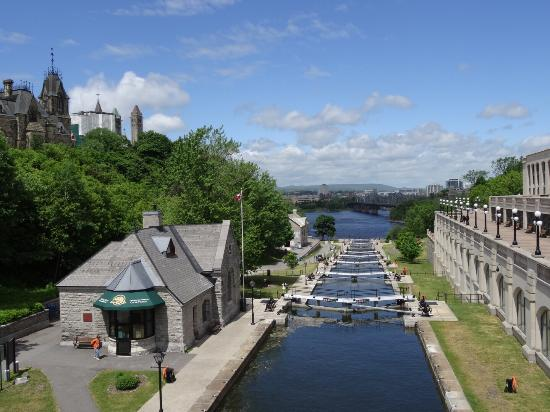 ‪Rideau Canal National Historic Site‬