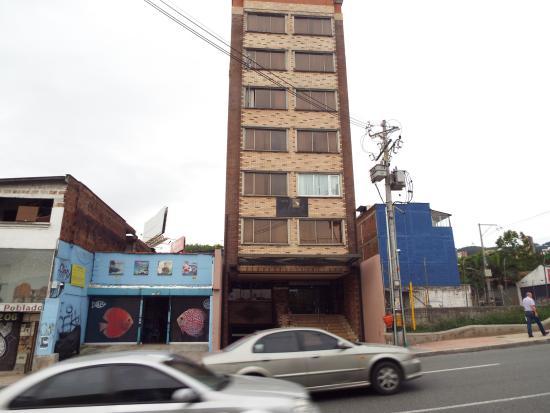 Hotel Alameda de la 10: Vista do hotel