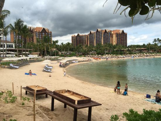 Four Seasons Resort Oahu At Ko Olina Only Beach The Hotel Is Shared With