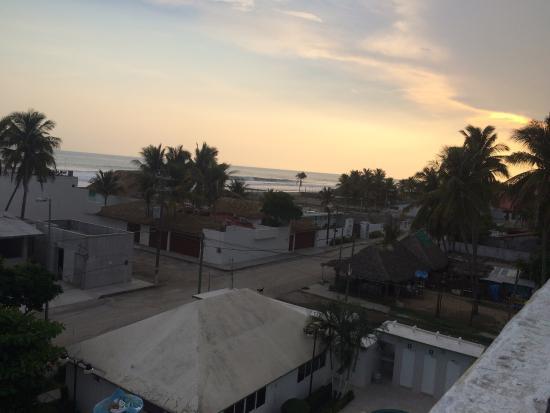 Hotel Lucero : Vista del hotel garden beach