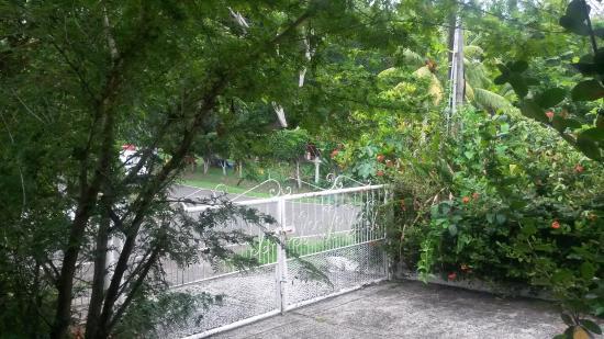 Las Cumbres, Panama: Entrance to Casa Anita