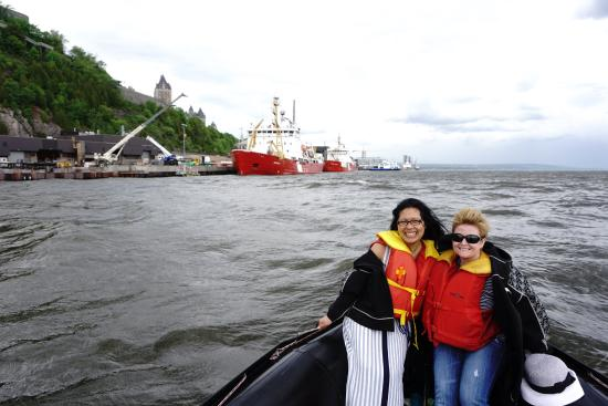 Excursions Maritimes Quebec