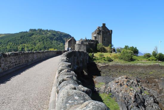 Ross and Cromarty, UK: eilean donan castle