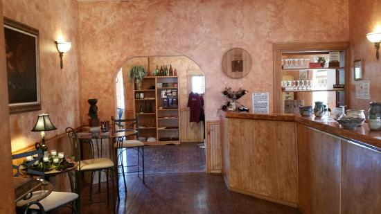 Palisade, CO: More of the new tasting room....
