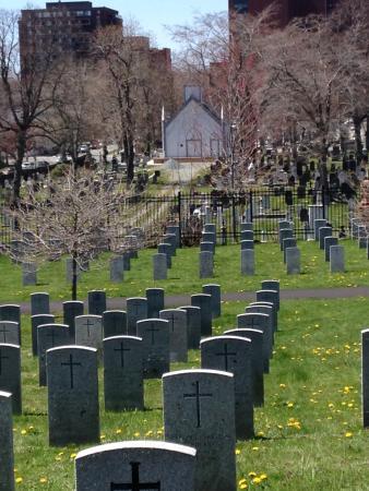 Fort Massey Cemetery
