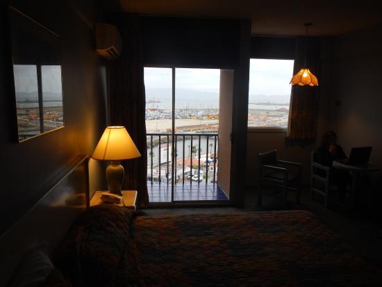 Villa Marina: inside room