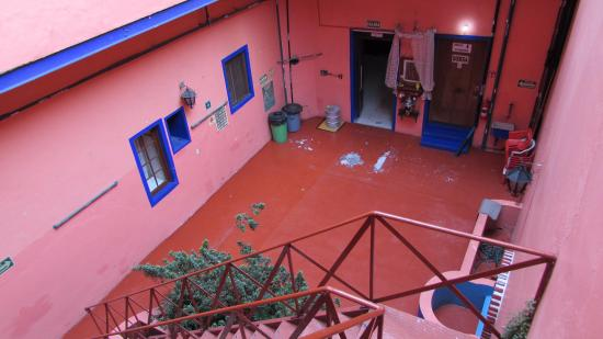Hotel Isabel: Algo parecido a la vecindad del Chavo del 8