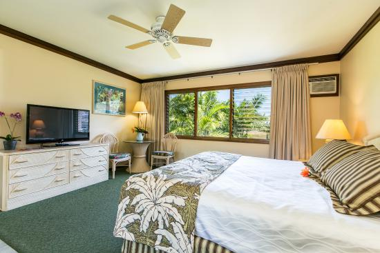 The Kauai Inn : Standard Large King Guest Room