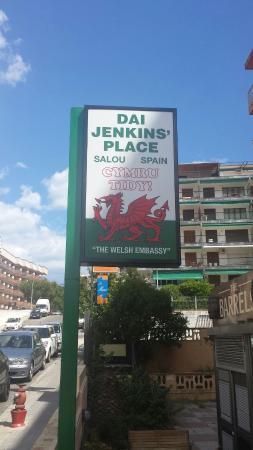 Dai Jenkins' Place