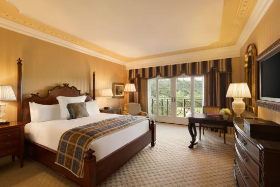 Fairmont Grand Del Mar: Fairmont King Guestroom