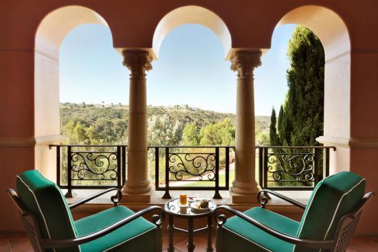 Fairmont Grand Del Mar: Deluxe Veranda Balcony