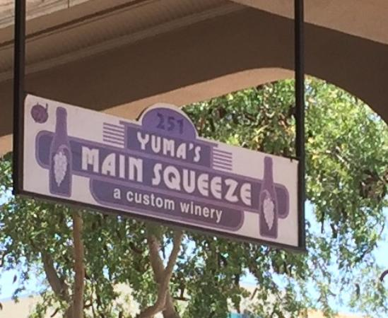 Yuma's Main Squeeze on Main Street
