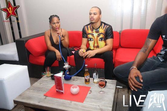 Holetown, Barbados: #Duke's Hookah Lounge