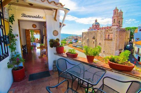 ‪هوتل مي كاسيتا: Welcome to Hotel Mi Casita - Su Casa en Taxco‬