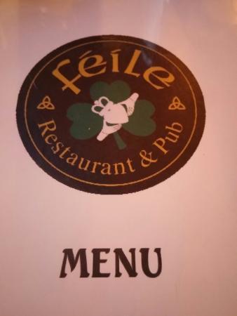 Feile Restaurant & Pub: 20160606_191039_large.jpg
