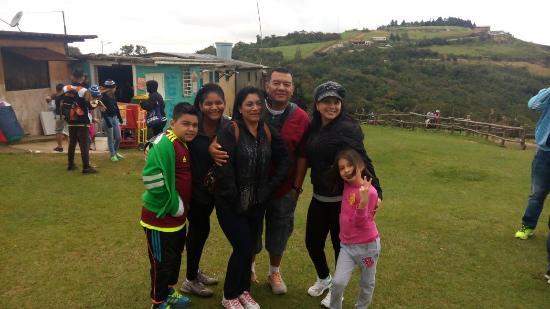 Cubiro, Venezuela: Paseo Familiar