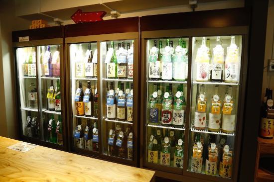 Kurand Sake Market Shinjuku