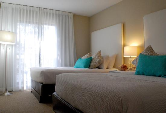 Brighton Suites Hotel: Our Newly Renovated Double Suite